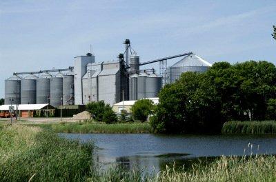Photo of Farm Silos & Elavator